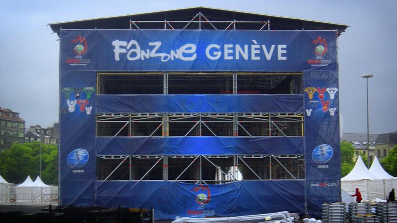 Fan Zone Arena