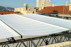 Marcadé – Couverture de 1300 m²