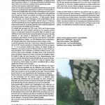Actualité de la Scénographie : Conque Acoustique